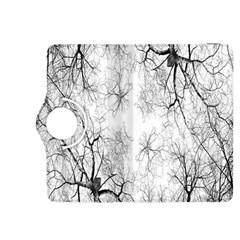 Tree Knots Bark Kaleidoscope Kindle Fire Hdx 8 9  Flip 360 Case