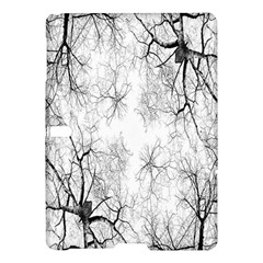 Tree Knots Bark Kaleidoscope Samsung Galaxy Tab S (10.5 ) Hardshell Case