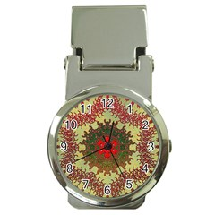 Tile Background Image Color Pattern Money Clip Watches
