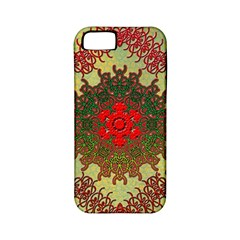 Tile Background Image Color Pattern Apple Iphone 5 Classic Hardshell Case (pc+silicone)