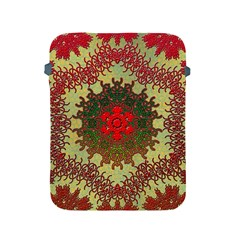 Tile Background Image Color Pattern Apple Ipad 2/3/4 Protective Soft Cases