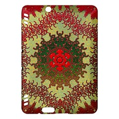 Tile Background Image Color Pattern Kindle Fire Hdx Hardshell Case