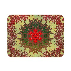 Tile Background Image Color Pattern Double Sided Flano Blanket (Mini)