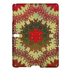 Tile Background Image Color Pattern Samsung Galaxy Tab S (10 5 ) Hardshell Case
