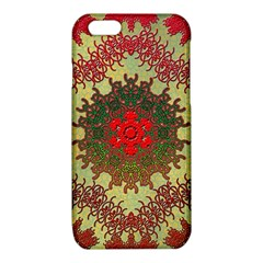 Tile Background Image Color Pattern iPhone 6/6S TPU Case