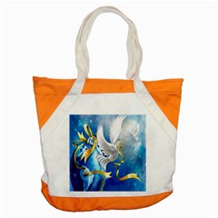 Turtle Doves Christmas Accent Tote Bag