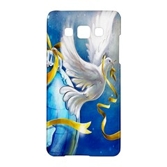 Turtle Doves Christmas Samsung Galaxy A5 Hardshell Case