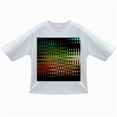 Triangle Patterns Infant/Toddler T-Shirts