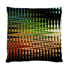 Triangle Patterns Standard Cushion Case (One Side)