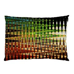 Triangle Patterns Pillow Case (Two Sides)