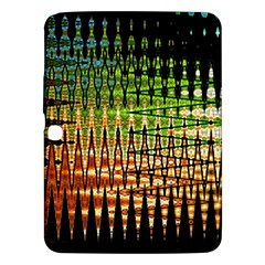 Triangle Patterns Samsung Galaxy Tab 3 (10.1 ) P5200 Hardshell Case