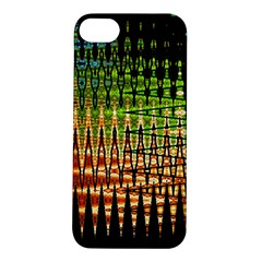 Triangle Patterns Apple iPhone 5S/ SE Hardshell Case