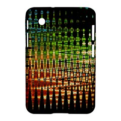 Triangle Patterns Samsung Galaxy Tab 2 (7 ) P3100 Hardshell Case