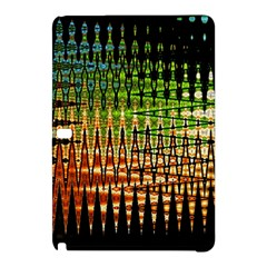 Triangle Patterns Samsung Galaxy Tab Pro 12 2 Hardshell Case
