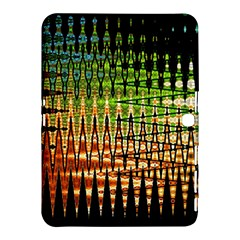 Triangle Patterns Samsung Galaxy Tab 4 (10.1 ) Hardshell Case