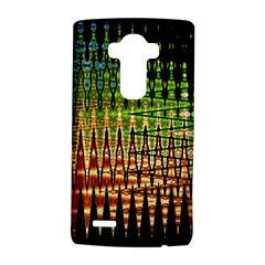 Triangle Patterns LG G4 Hardshell Case