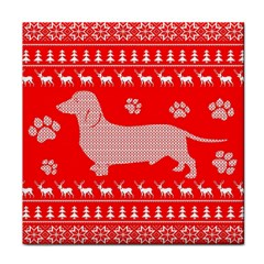 Ugly X Mas Design Face Towel