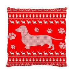 Ugly X Mas Design Standard Cushion Case (two Sides)
