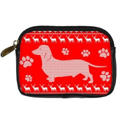 Ugly X Mas Design Digital Camera Cases