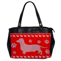 Ugly X Mas Design Office Handbags