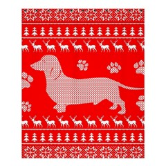 Ugly X Mas Design Shower Curtain 60  X 72  (medium)