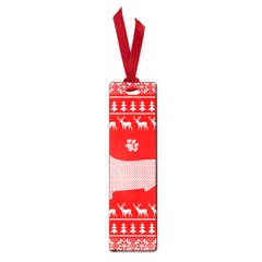 Ugly X Mas Design Small Book Marks