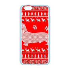 Ugly X Mas Design Apple Seamless iPhone 6/6S Case (Color)