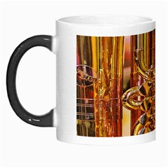 Tuba Valves Pipe Shiny Instrument Music Morph Mugs