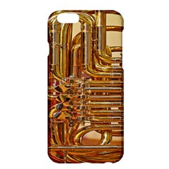 Tuba Valves Pipe Shiny Instrument Music Apple Iphone 6 Plus/6s Plus Hardshell Case