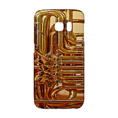 Tuba Valves Pipe Shiny Instrument Music Galaxy S6 Edge