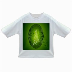 Vector Chirstmas Tree Design Infant/Toddler T-Shirts