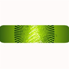 Vector Chirstmas Tree Design Large Bar Mats