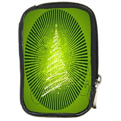 Vector Chirstmas Tree Design Compact Camera Cases