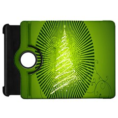 Vector Chirstmas Tree Design Kindle Fire Hd 7