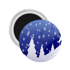 Vector Christmas Design 2.25  Magnets