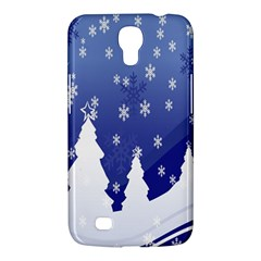 Vector Christmas Design Samsung Galaxy Mega 6 3  I9200 Hardshell Case