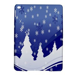 Vector Christmas Design iPad Air 2 Hardshell Cases