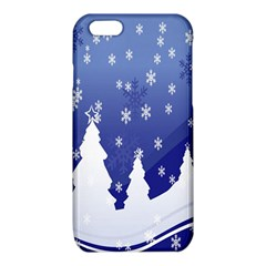 Vector Christmas Design iPhone 6/6S TPU Case