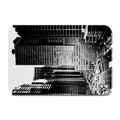 Urban Scene Street Road Busy Cars Plate Mats