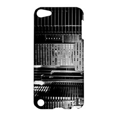 Urban Scene Street Road Busy Cars Apple Ipod Touch 5 Hardshell Case