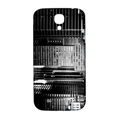 Urban Scene Street Road Busy Cars Samsung Galaxy S4 I9500/i9505  Hardshell Back Case