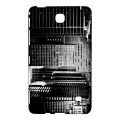 Urban Scene Street Road Busy Cars Samsung Galaxy Tab 4 (7 ) Hardshell Case