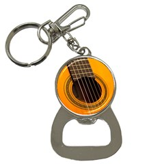 Vintage Guitar Acustic Button Necklaces