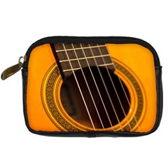 Vintage Guitar Acustic Digital Camera Cases