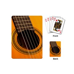 Vintage Guitar Acustic Playing Cards (mini)