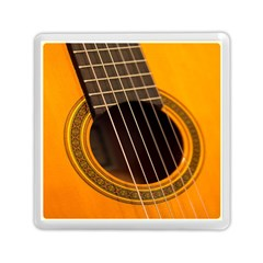 Vintage Guitar Acustic Memory Card Reader (Square)