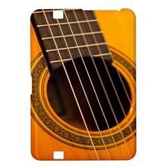 Vintage Guitar Acustic Kindle Fire Hd 8 9