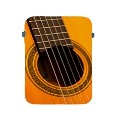 Vintage Guitar Acustic Apple Ipad 2/3/4 Protective Soft Cases