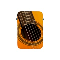 Vintage Guitar Acustic Apple Ipad Mini Protective Soft Cases