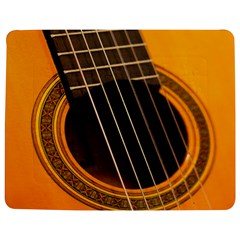 Vintage Guitar Acustic Jigsaw Puzzle Photo Stand (Rectangular)